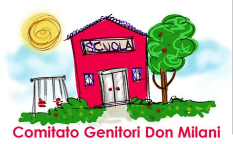Logo newsletter Comitato Don Milani